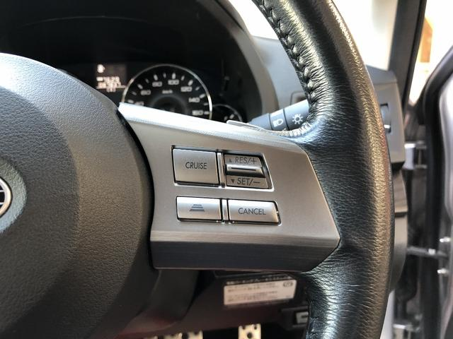 2.5GTアイサイトSパッケージ 後期型 レザーシート マッキントッシュサウンドシステム 全車速追従機能付クルーズコントロール クリアビューパック オールウェザーパック(16枚目)