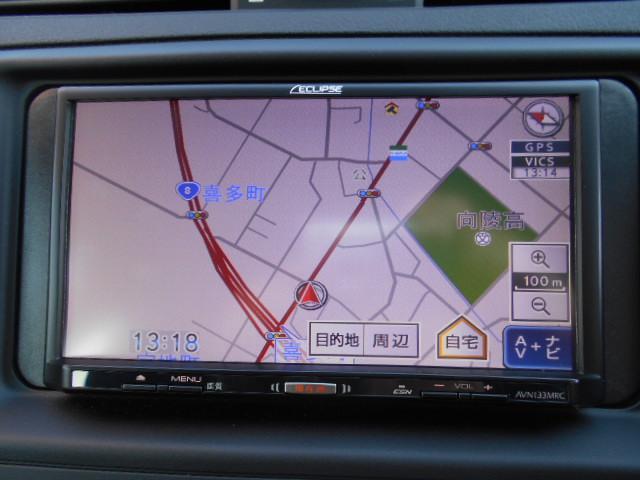 250G Four Fパッケージ 地デジナビ バックカメラ キセノン オートライト オートエアコン ETC(11枚目)
