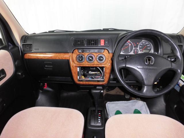 ホンダ バモス Lターボ 4WD タイミングベルト交換済み