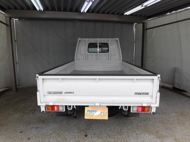 マツダ ボンゴトラック DXロング 4WD 5MT 積載900kg
