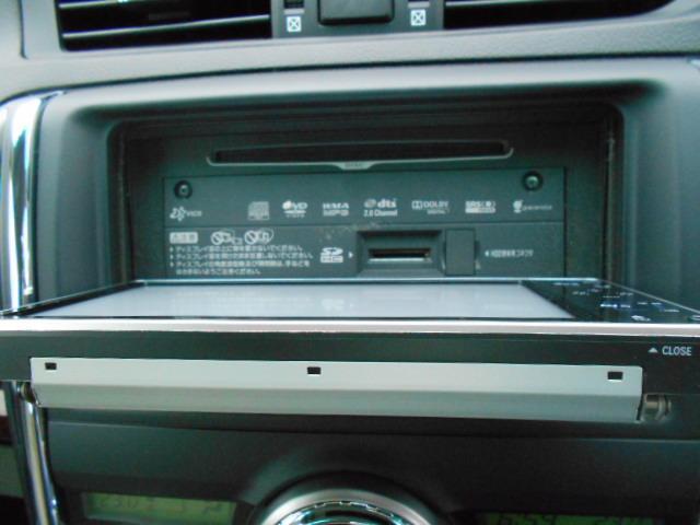 トヨタ マークX 250G Four ワンセグHDDナビ スマートキー