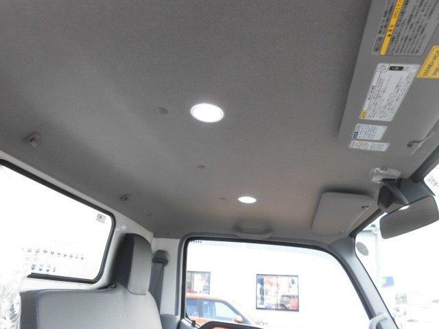 全低床超強化ダンプ 極東製2t プリクラッシュセーフティ LEDヘッドライト 尿素フリーDPR 6MT ESスタート(11枚目)