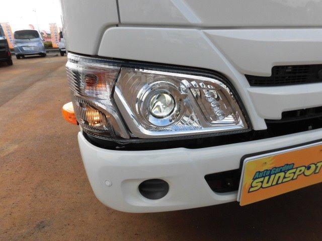 全低床超強化ダンプ 極東製2t プリクラッシュセーフティ LEDヘッドライト 尿素フリーDPR 6MT ESスタート(19枚目)