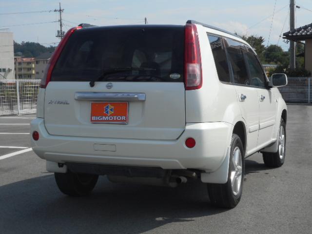 日産 エクストレイル 4WD/X