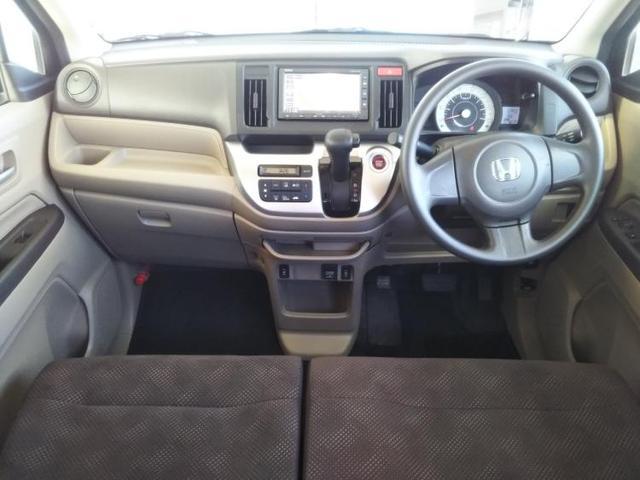G 社外 7インチ メモリーナビ/ETC/EBD付ABS/横滑り防止装置/アイドリングストップ/エアバッグ 運転席/エアバッグ 助手席/アルミホイール/パワーウインドウ/キーレスエントリー/オートエアコン(4枚目)