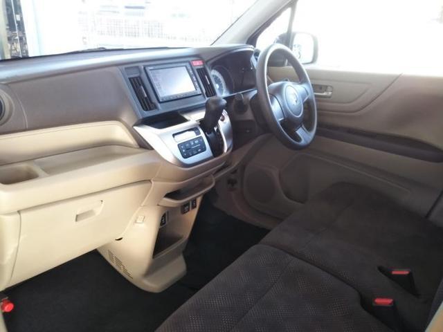 G 社外 7インチ メモリーナビ/ETC/EBD付ABS/横滑り防止装置/アイドリングストップ/エアバッグ 運転席/エアバッグ 助手席/アルミホイール/パワーウインドウ/キーレスエントリー/オートエアコン(6枚目)