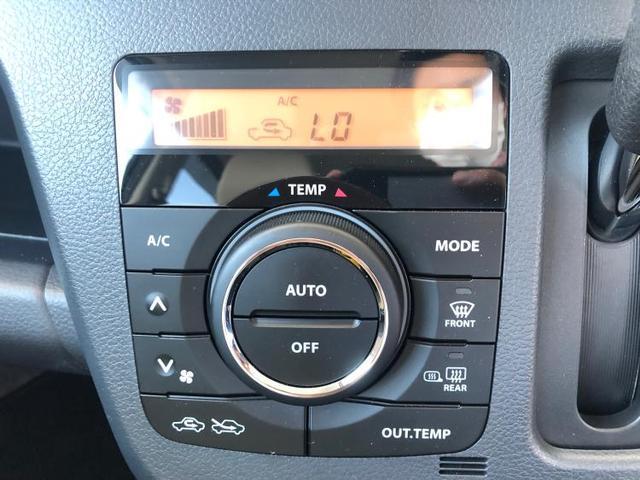 4WD FX EBD付ABS/アイドリングストップ/エアバッグ 運転席/エアバッグ 助手席/パワーウインドウ/オートエアコン/パワーステアリング/盗難防止システム/ワンオーナー/4WD 禁煙車 盗難防止装置(11枚目)