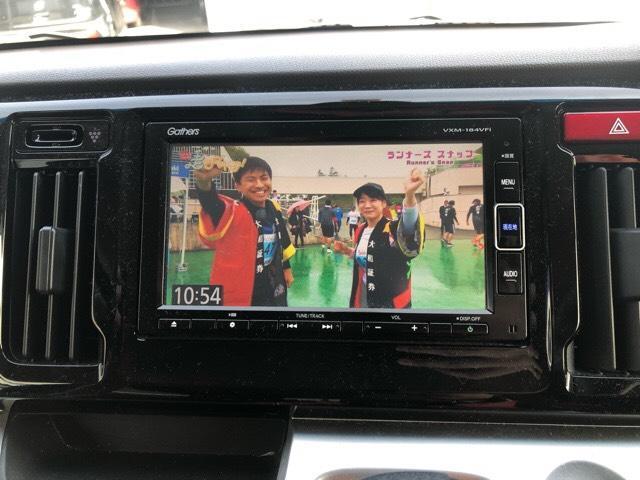 G SSパッケージ 4WD 純正SDナビ フルセグTV(16枚目)