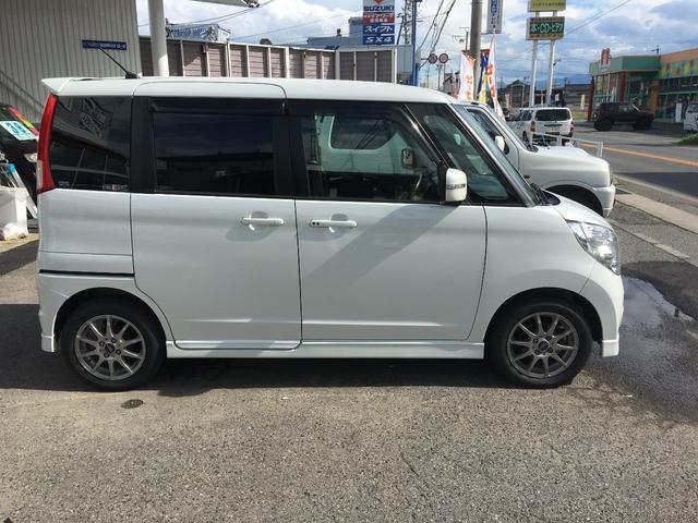 「スズキ」「パレット」「コンパクトカー」「長野県」の中古車4