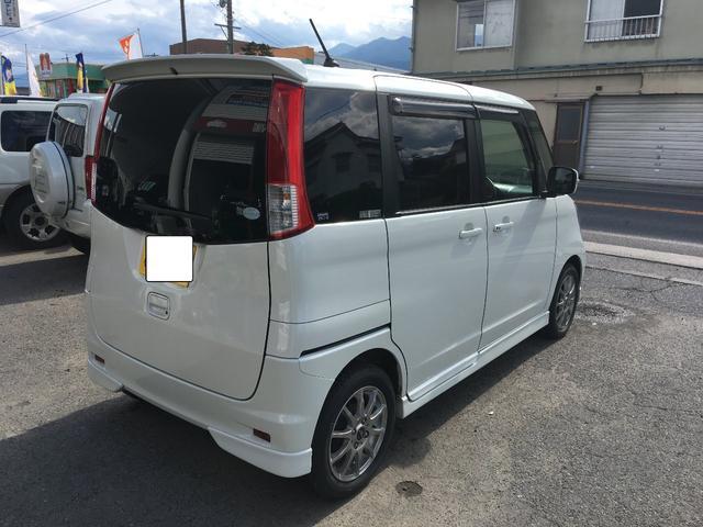 「スズキ」「パレット」「コンパクトカー」「長野県」の中古車5