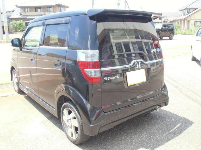 「ホンダ」「ゼストスパーク」「コンパクトカー」「新潟県」の中古車5