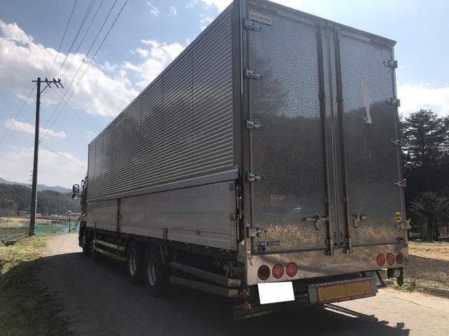「その他」「プロフィア」「トラック」「長野県」の中古車11
