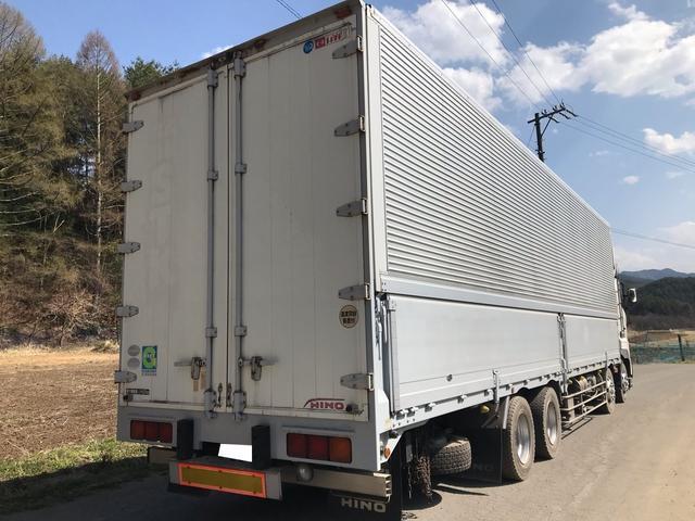 「その他」「プロフィア」「トラック」「長野県」の中古車7