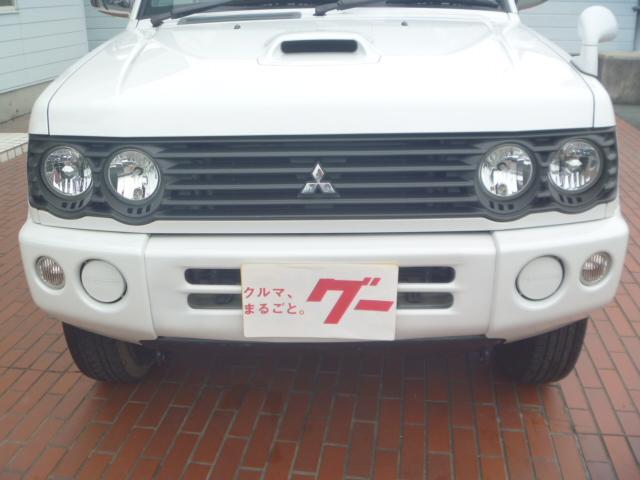 リンクスVホワイトED 4WD 純正アルミ 社外ナビ ETC(7枚目)