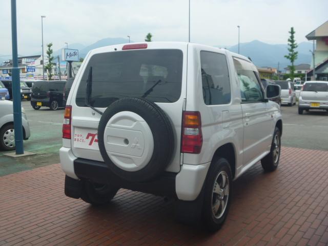 リンクスVホワイトED 4WD 純正アルミ 社外ナビ ETC(13枚目)