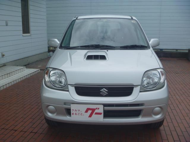 「スズキ」「Kei」「コンパクトカー」「山梨県」の中古車4