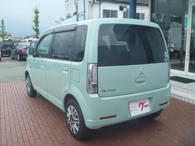 「三菱」「eKワゴン」「コンパクトカー」「山梨県」の中古車10