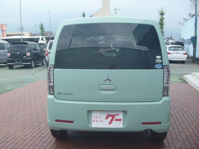 「三菱」「eKワゴン」「コンパクトカー」「山梨県」の中古車11