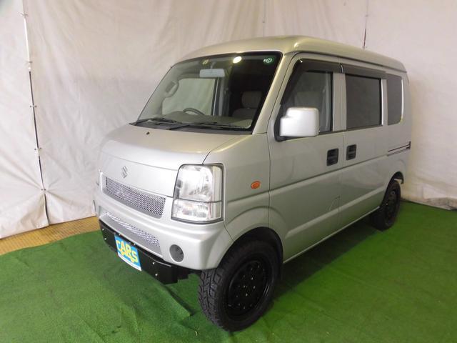 ジョインターボ 4WD リフトアップ 社外バンパー仕様(2枚目)