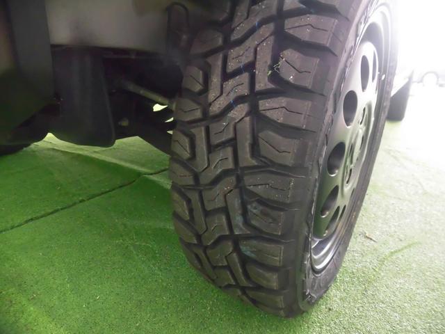 ジョインターボ 4WD リフトアップ 社外バンパー仕様(10枚目)