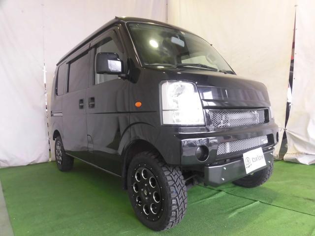 ジョインターボ 4WD チョイアゲハイスタイル 社外ナビ(4枚目)