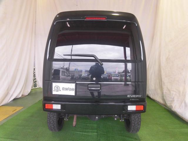 ジョインターボ 4WD チョイアゲハイスタイル 社外ナビ(6枚目)
