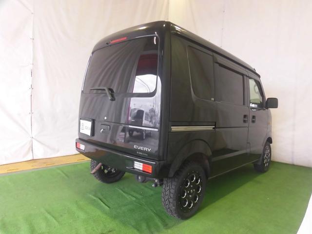 ジョインターボ 4WD チョイアゲハイスタイル 社外ナビ(7枚目)