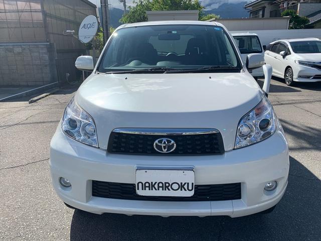 「トヨタ」「ラッシュ」「SUV・クロカン」「長野県」の中古車2