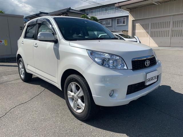 「トヨタ」「ラッシュ」「SUV・クロカン」「長野県」の中古車6