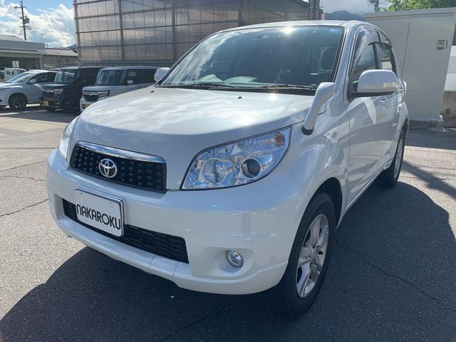 「トヨタ」「ラッシュ」「SUV・クロカン」「長野県」の中古車7