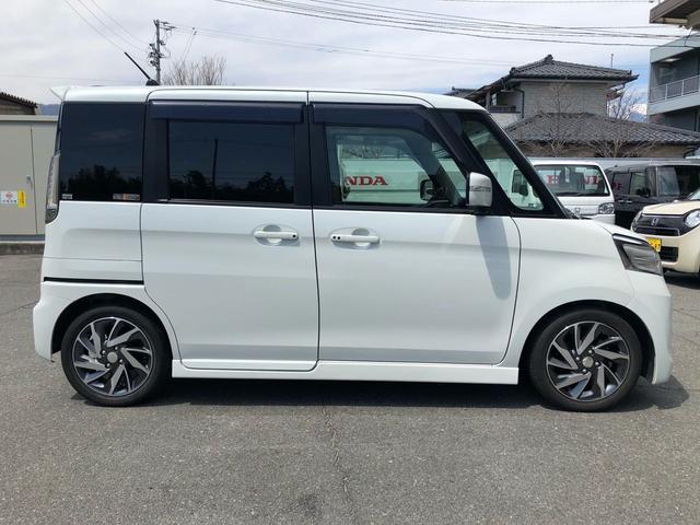 「スズキ」「スペーシアカスタム」「コンパクトカー」「長野県」の中古車4