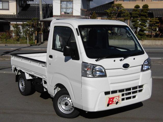 TBスマートアシスト 4WD 届出済み未使用車 JA(2枚目)