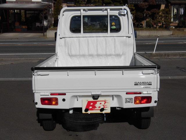 TBスマートアシスト 4WD 届出済み未使用車 JA(7枚目)