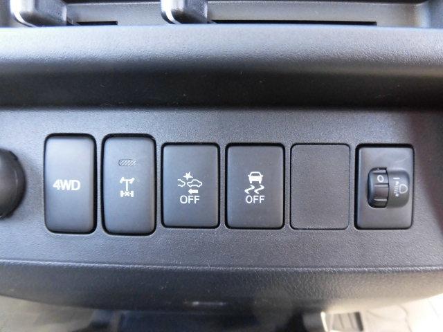 TBスマートアシスト 4WD 届出済み未使用車 JA(15枚目)