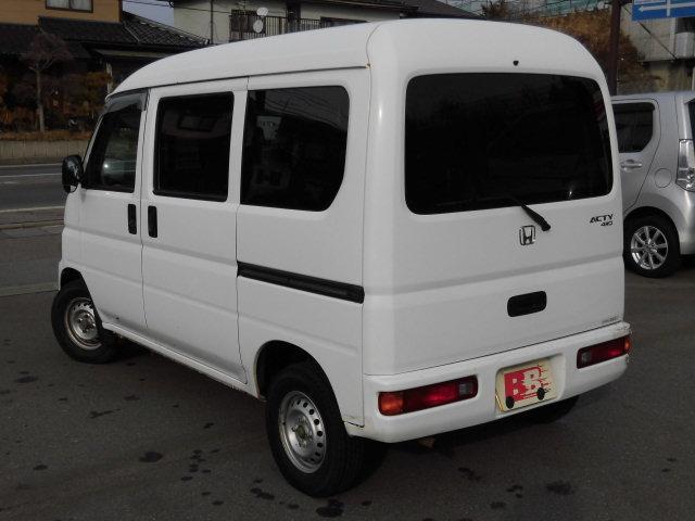 「ホンダ」「アクティバン」「軽自動車」「長野県」の中古車5