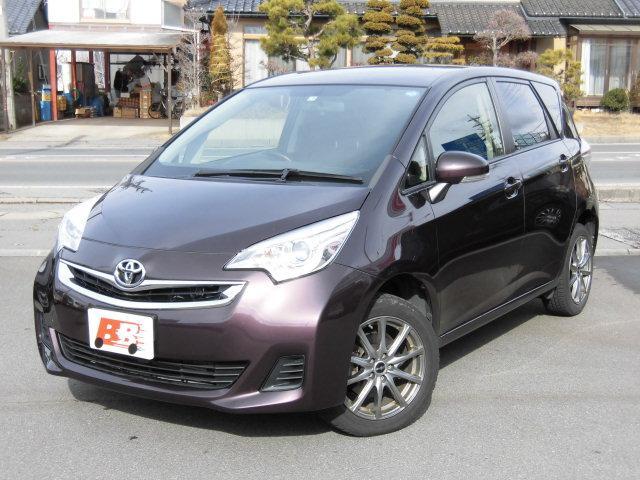 「トヨタ」「ラクティス」「ミニバン・ワンボックス」「長野県」の中古車3