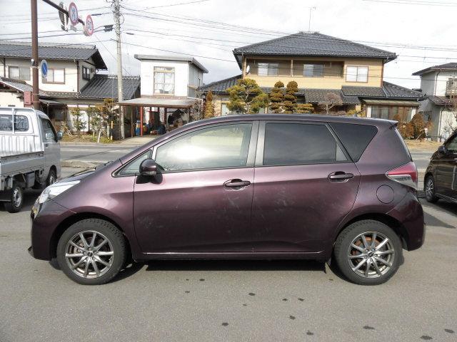 「トヨタ」「ラクティス」「ミニバン・ワンボックス」「長野県」の中古車5
