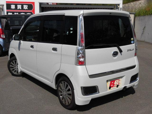 「スバル」「ステラ」「コンパクトカー」「長野県」の中古車5