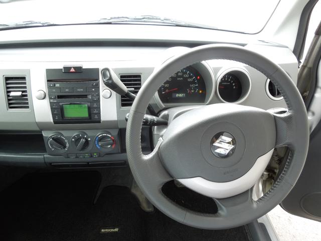 スズキ ワゴンR FX-Sリミテッド 4WD シートヒーター キーレス