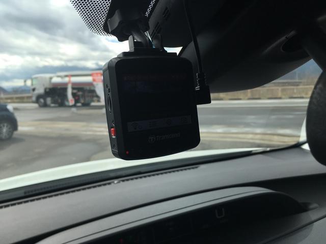 トランセンドのドライブレコーダーです。