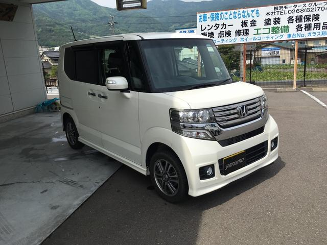 G・Aパッケージ ワンオーナー 4WD CTBA 純ナビ付き(6枚目)