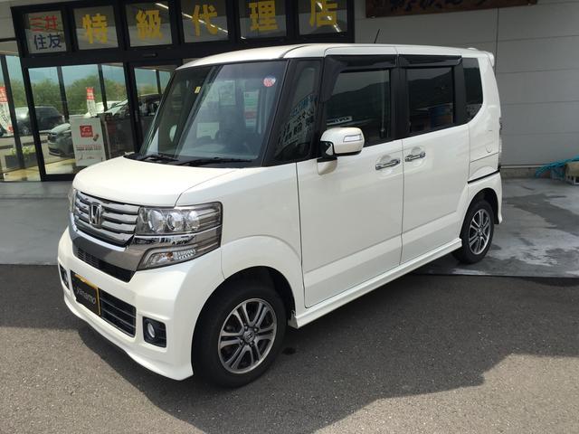 G・Aパッケージ ワンオーナー 4WD CTBA 純ナビ付き(7枚目)