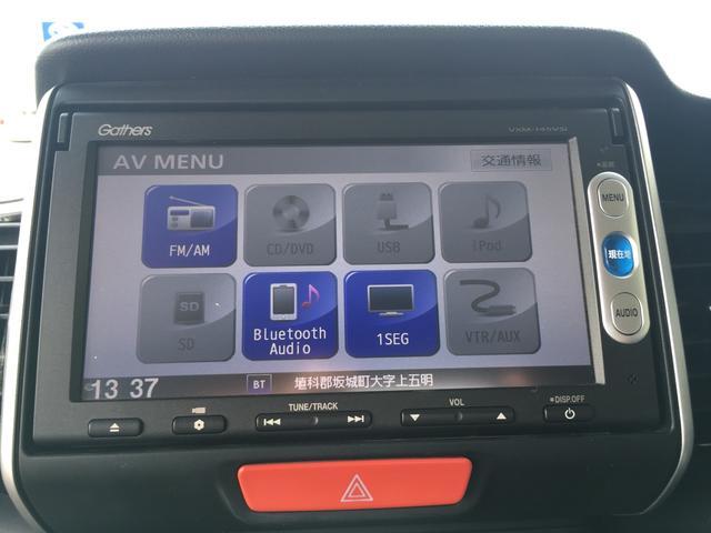 G・Aパッケージ ワンオーナー 4WD CTBA 純ナビ付き(10枚目)