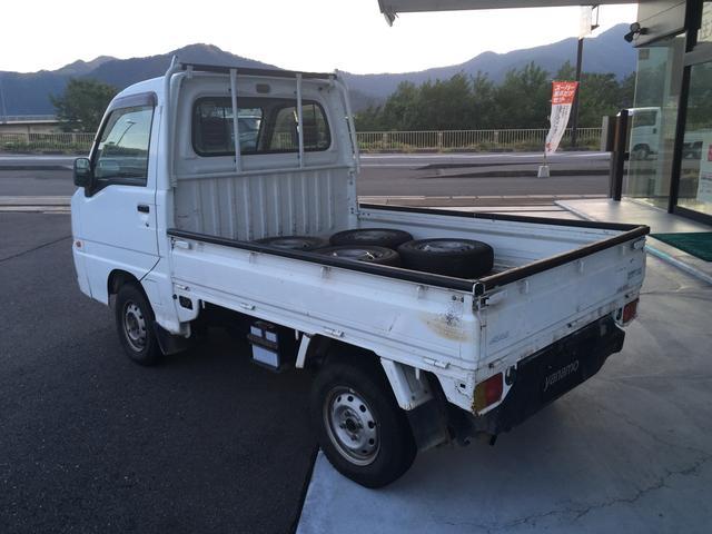 「スバル」「サンバートラック」「トラック」「長野県」の中古車9