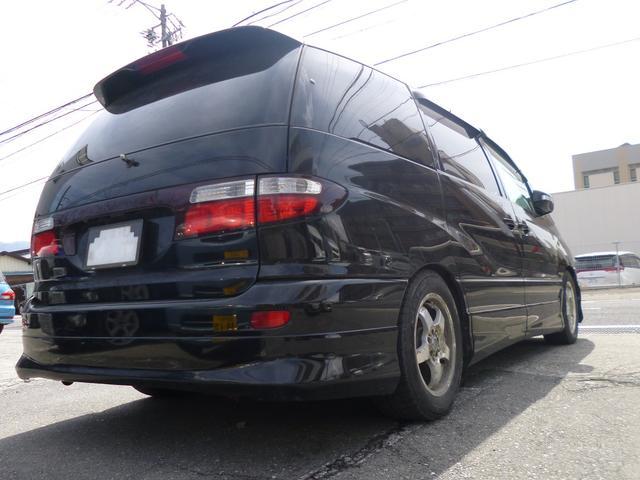 トヨタ エスティマT アエラス 7人乗り 4WD HDDナビ