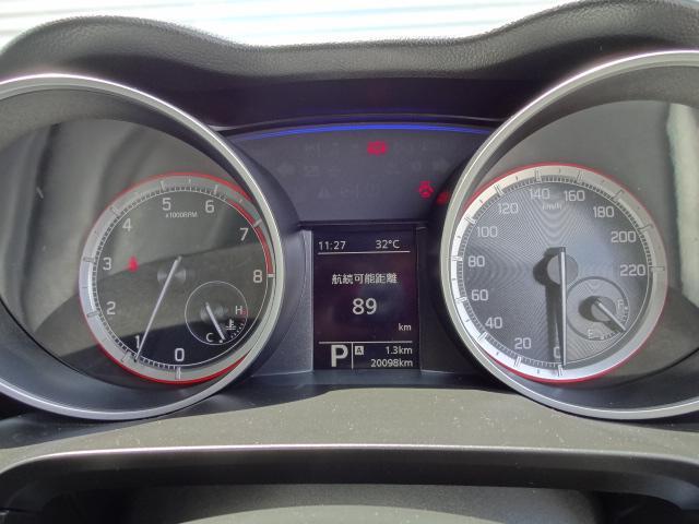 XL セーフティパッケージ装着車 1オーナー 禁煙 ナビ地地デジバックカメラ デュアルセンサーブレーキ アダプティブクルコン シートヒーター 車線逸脱警告 パドルシフト ドラレコ サイドエアバッグ(8枚目)