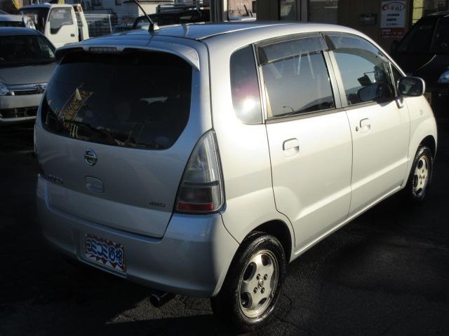 「日産」「モコ」「コンパクトカー」「長野県」の中古車4