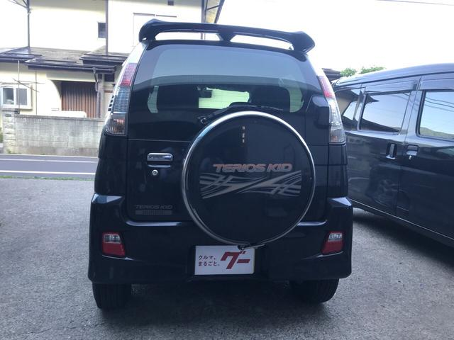 「ダイハツ」「テリオスキッド」「コンパクトカー」「長野県」の中古車5