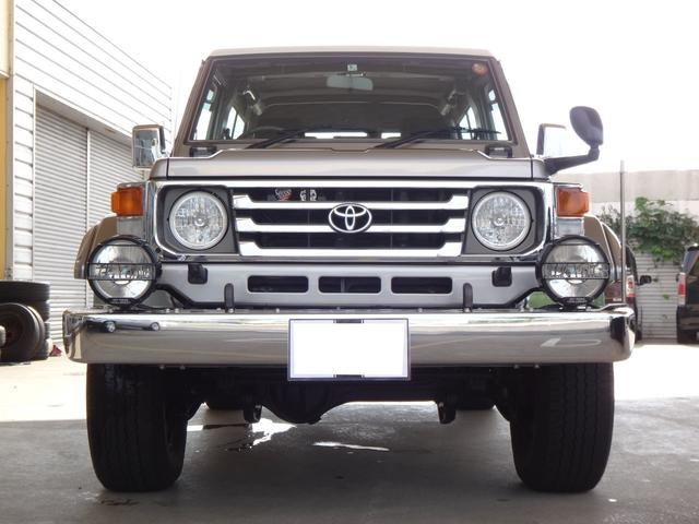 「トヨタ」「ランドクルーザー70」「SUV・クロカン」「新潟県」の中古車2