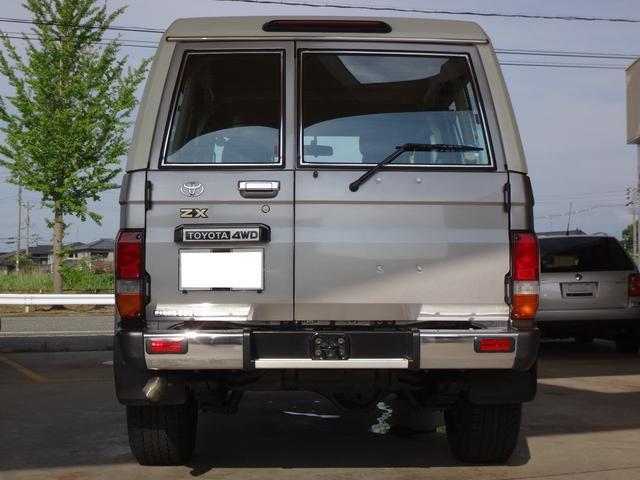 「トヨタ」「ランドクルーザー70」「SUV・クロカン」「新潟県」の中古車6
